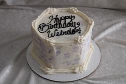 Weirdo cake