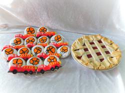 Trap & Fire Cookies & Pie