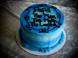 Papa cake