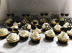 Two Cool cupcakes