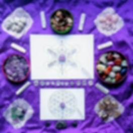 Crystal Grid Kits