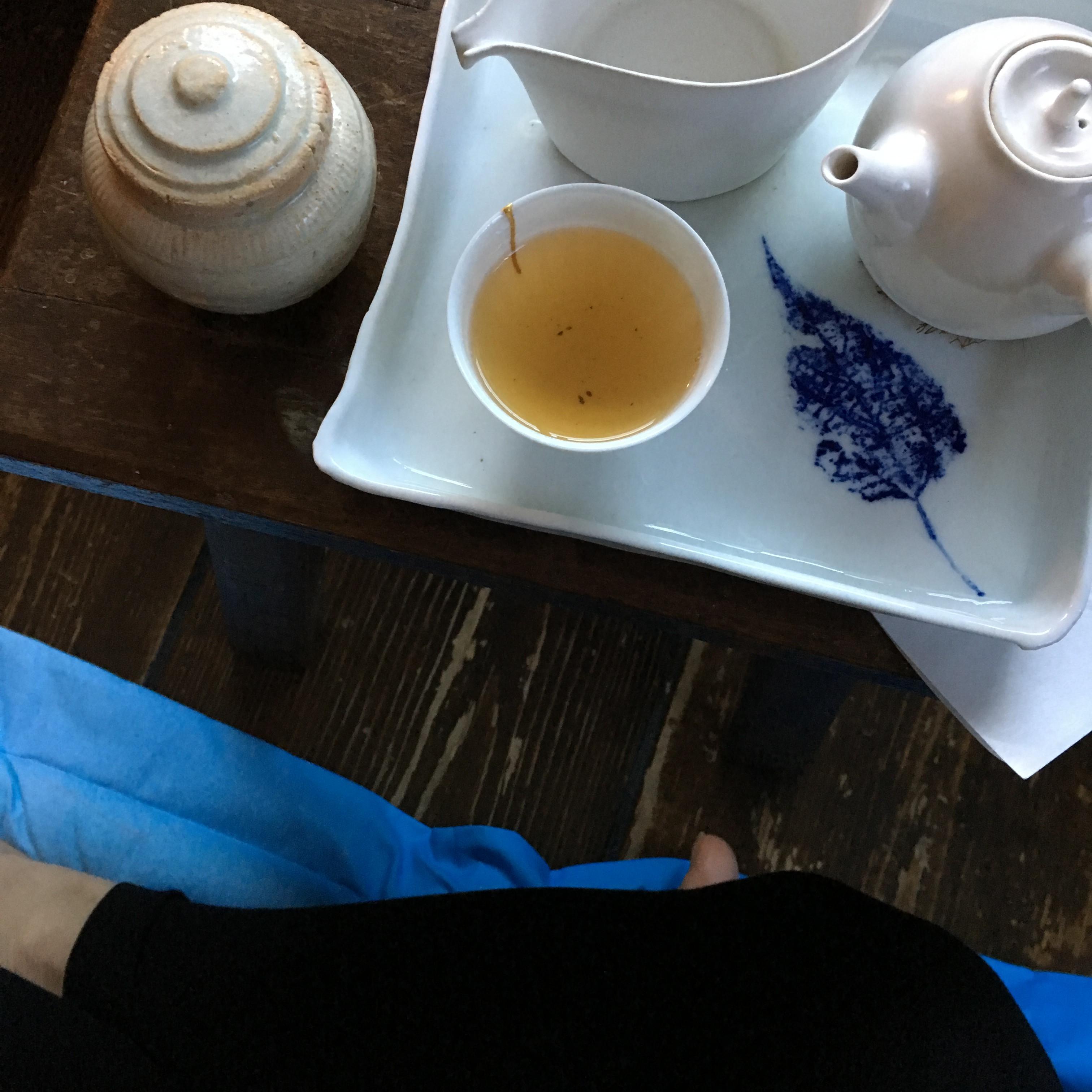 Tea Basics (90 minutes)