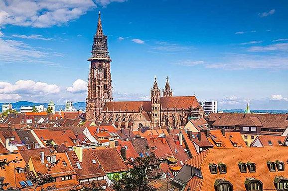 Freiburg, Tyskland