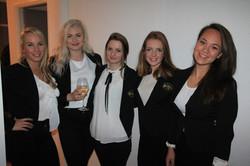 De nye medlemmene høsten 2015