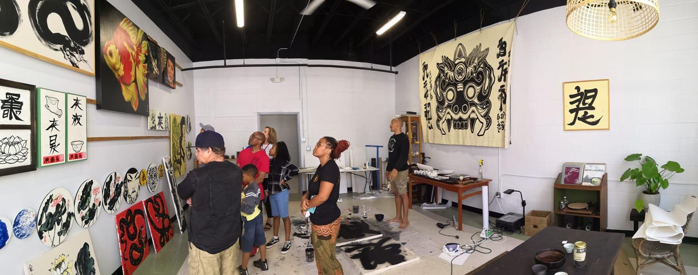 Brandon Sadler - Rising Red Lotus Studio