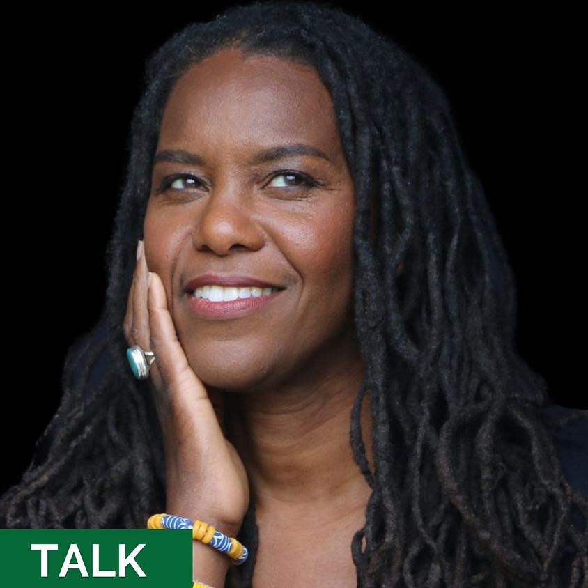 Power of words Author Panel   Aminata Cairo