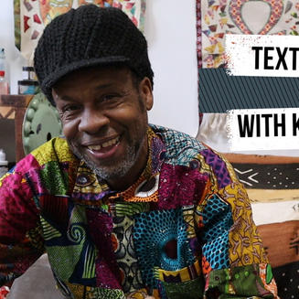 Textile Tuesdays with Kenneth Zakee