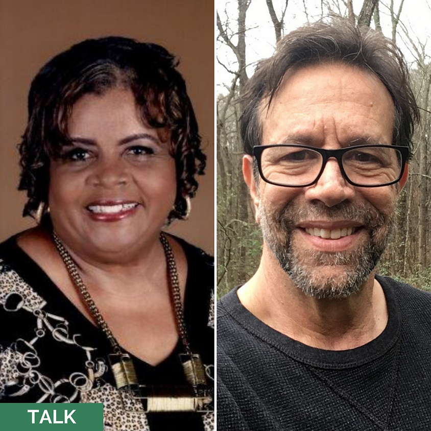 The Power of Words Author Panel- Brenda G. Stanley and Jerry Grillo