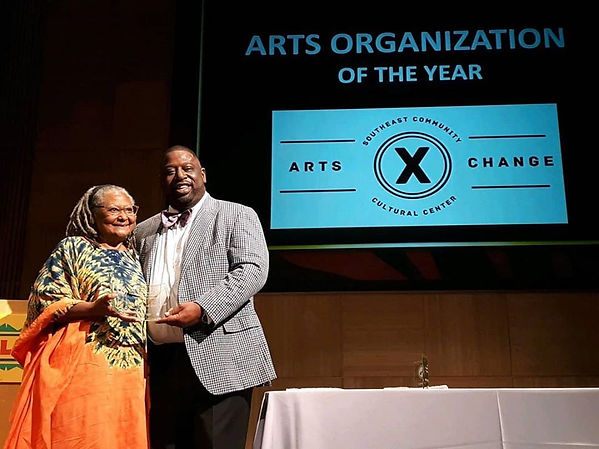 2019 Arts Organization of the Year -ArtsXchange