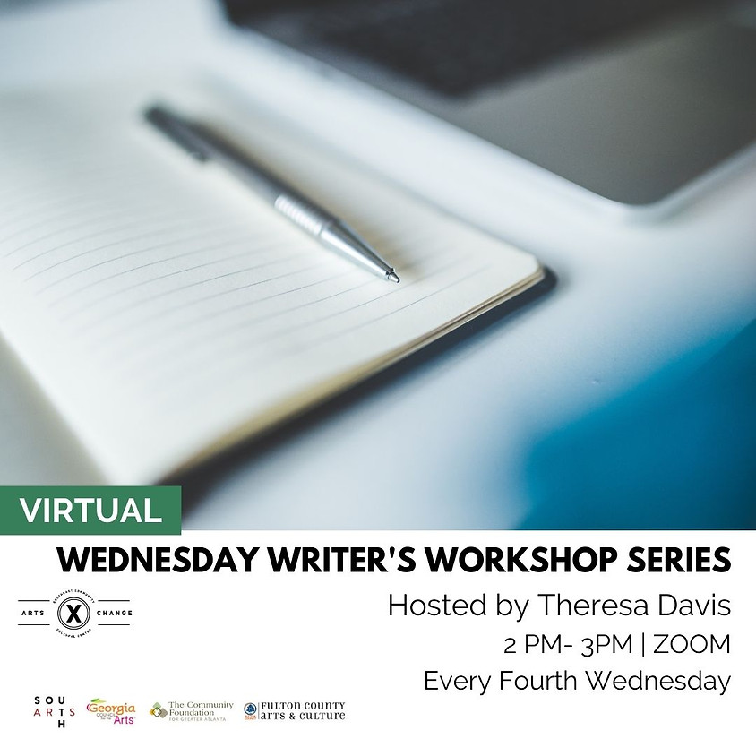 Wednesday Writer's Workshop Series