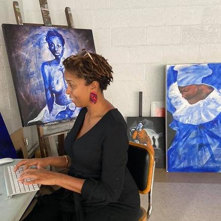 Charmaine Minnifeild-ArtsXchange 2019- Studio Artist.jpg