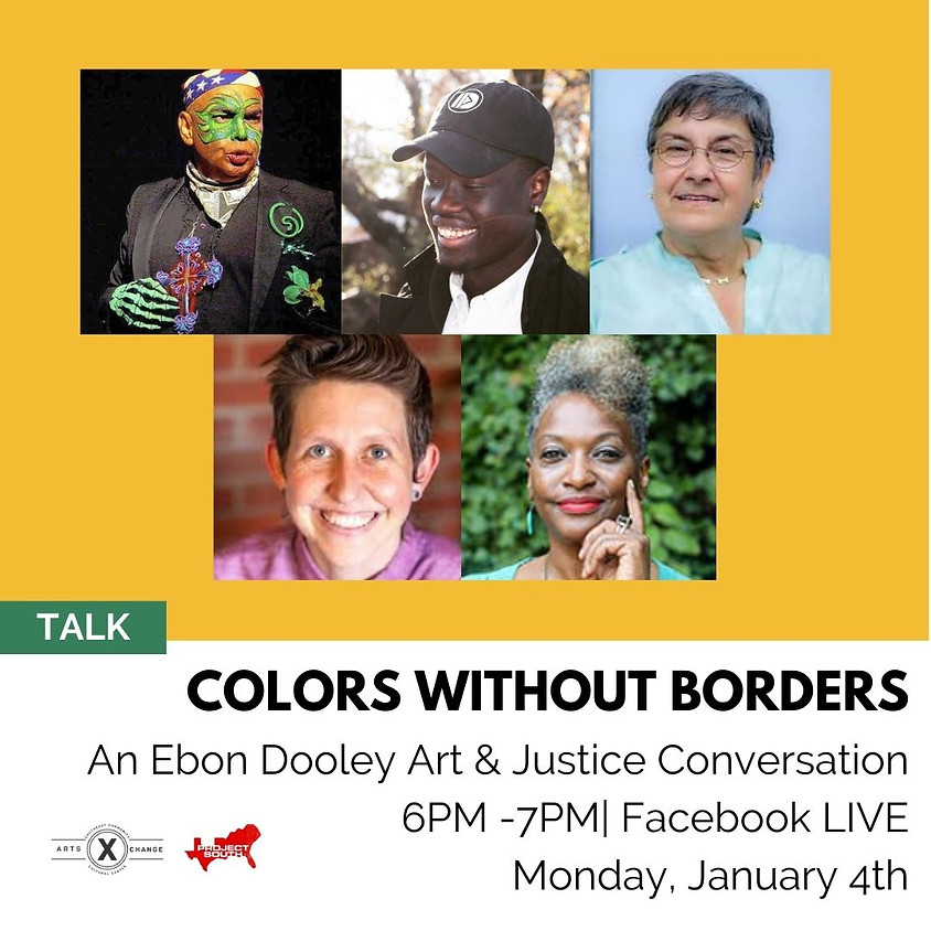 Colors Without Borders