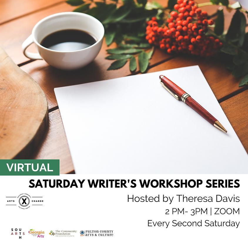 Saturday Writer's Workshop Series