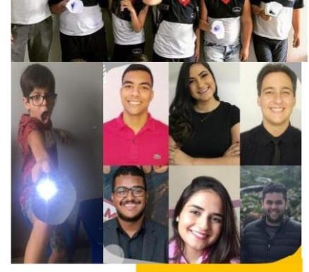 O Startup Macaé apresenta: LIGHT UP /GENIUS ACADEMY