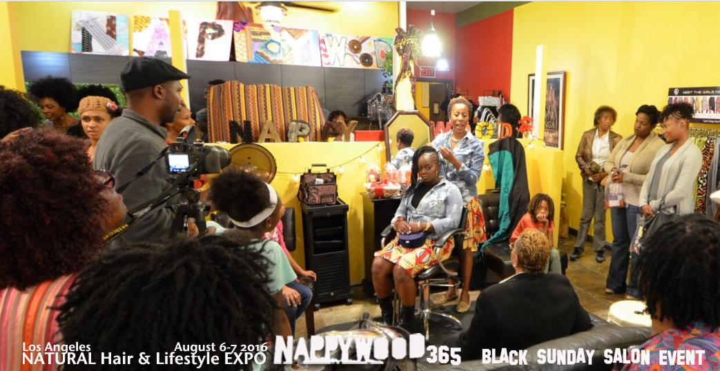BLACK SUNDAY Hair DEMO