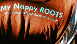My Nappy ROOTS handmade Tees