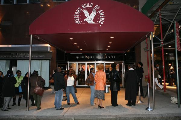 New York City DGA Premiere screening