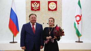 Патимат Кагирова стала Народным Артистом Республики Ингушетия