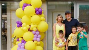 Марина Алиева отметила 2-летие своего магазина