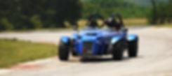 Toniq CB, Lightweight, Trackday, Racetrack, Texas, Blue, Racecar, Hillclimb, Sprint