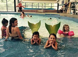 Having so much fun at Mermaid Camp #merm