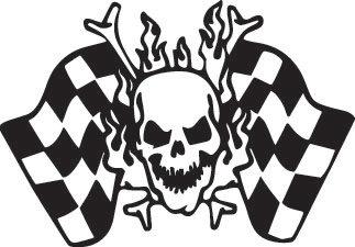 Racing Skull