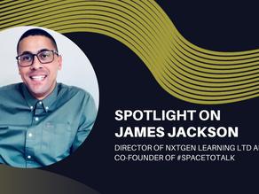 Spotlight on James Jackson