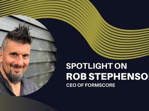 Spotlight on Rob Stephenson
