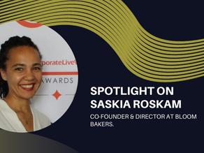 Spotlight on Saskia Roskam