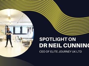 Spotlight on Dr Neil Cunningham