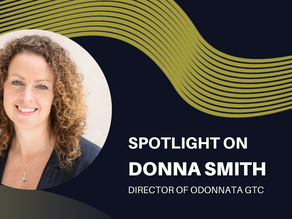 Spotlight on Donna Smith - Burn Bright Not Out