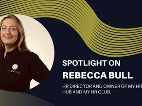 Spotlight on Rebecca Bull