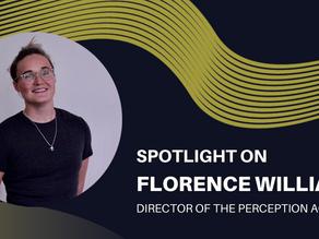 Spotlight on Florence Williams