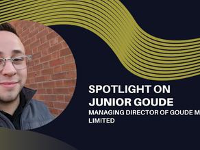 Spotlight on Junior Goude