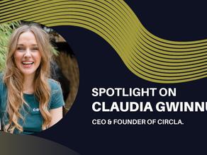 Spotlight on Claudia Gwinnutt