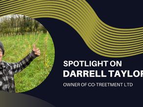 Spotlight on Darrell Taylor - Planting change