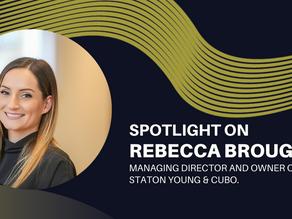 Spotlight on Rebecca Brough