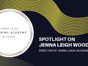 Spotlight on Jenna Leigh Woodward
