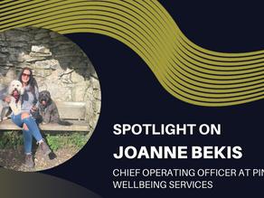 Spotlight on Joanne Bekis