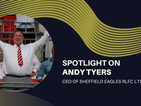 Spotlight on Andy Tyers