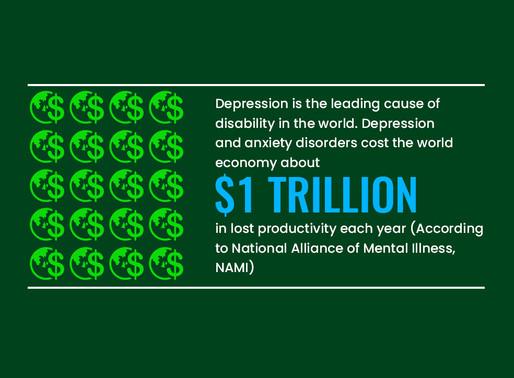 Mental health & money...