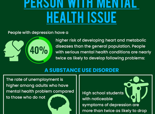 Mental health & long-term health: how it's related