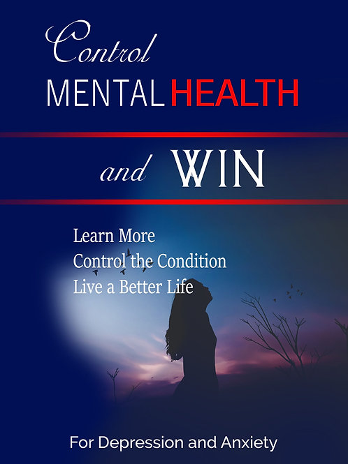 Depression and Anxiety e-book