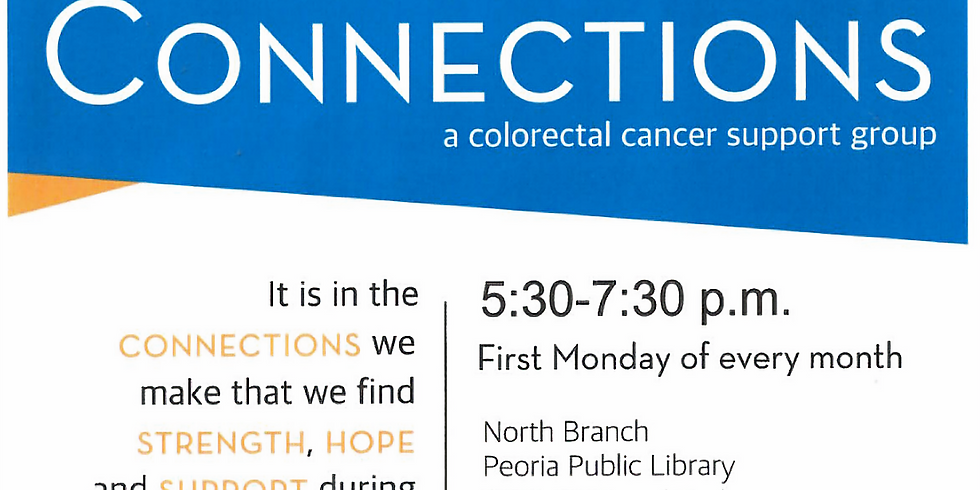 August Connections CRC Support Group