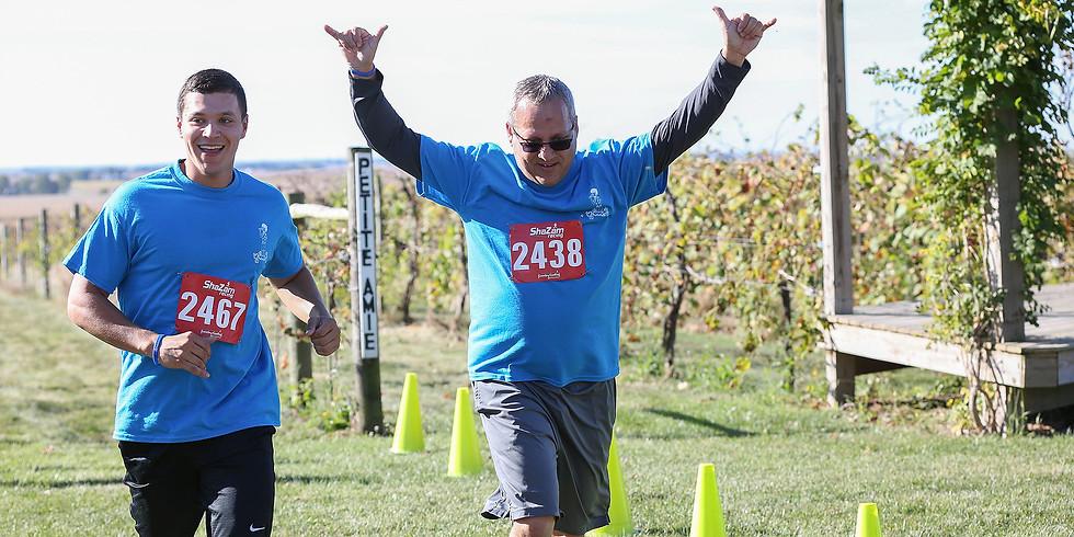 Paul Hahn Memorial 5K O'Hana Run