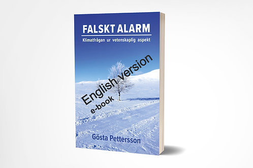 FALSE ALARM e-book by Gösta Pettersson