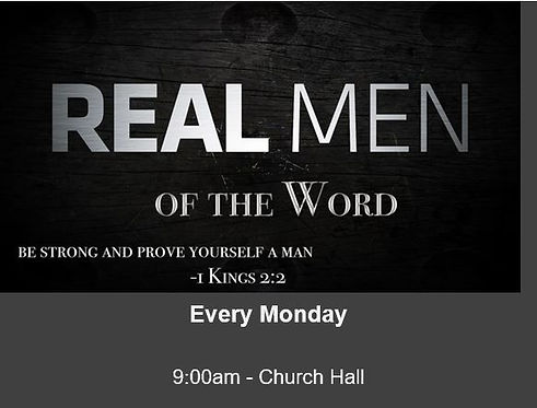 Real men of the word.JPG