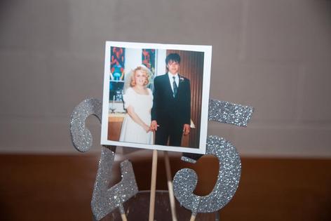 Jen & Brian's Anniversary Celebration