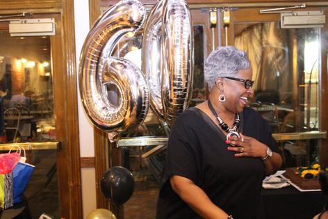Vanis' 60th Birthday