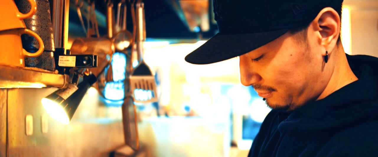 bartender in Tokyo monologue365 モノローグ365